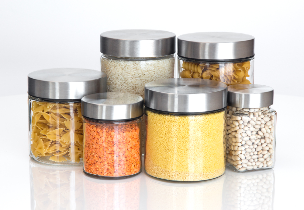 You can also try glass containers, because they are the most neutral type of container for food!